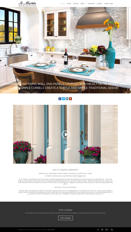 Web Design   Dream East LLC